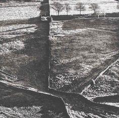 Remains of Elmet 1 - Fay Godwin - Prints - Georgia Stoneman Fine Art Heavy And Light, London 2016, Monochrome, City Photo, Fine Art, Black And White, Artist, Prints, Nature