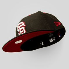 2da2fe54a13ad Upper Playground - SF Giants New Era Fitted Cap in Flatiron Twenty One  Pilots Hat