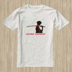 Samurai Champloo 03B4 #SamuraiChamploo #Anime #Tshirt