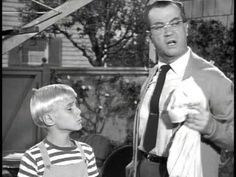 "Dennis the Menace Season 3, Episode 23 ""Mr. Wilson's Housekeeper"""