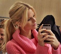 Nadine Leopold - beautiful model from Austria
