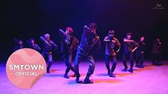 K pop boy group EXO has released their dance practice video for their latest title track 'Monster'. Their latest track has earned numerous awards on the music programs. Exo Youtube, Exo Songs, Exo News, Exo Monster, Exo Official, K Pop Music, Exo Music, Kim Minseok, Girls Girls Girls