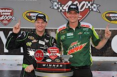Dale Jr And Steve Letarte a.k.a. Steve LeAWESOME!