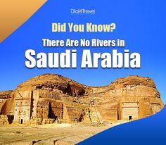 #DidYouKnow? Best Airfare Deals, Saudi Arabia, Did You Know, Taj Mahal, River, Rivers