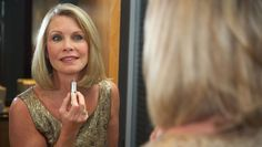 Hollywood makeup artists Kelcey Fry and Kierra Scheffer, who have worked on the likes of Diane Keaton, explain how women can apply makeup to look radiant over 60. (Photo: Jupiterimages/Photos.com/Getty Images)