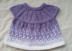 Modèle tricot: gilet en rond 9 – 12 mois (jacquard dégradé) – Les Tricots et Loisirs d'Ophélie