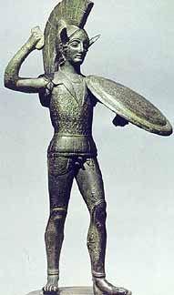 Etruscan Art,bronze statuette of Apollo 5th BC