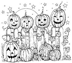 Colouring Pages, Adult Coloring Pages, Coloring Books, Halloween Pictures, Halloween Art, The Great Pumpkin Patch, Halloween Coloring Pages, Wood Burning Patterns, Stencil Templates