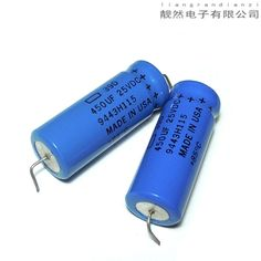 US production of the old 39D 450uF 25v OFC 16x40 high-speed high-current HIFI electrolytic capacitors
