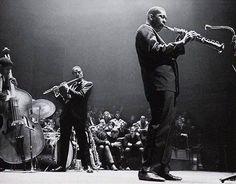 Jimmy Garrison, Eric Dolphy & John Coltrane, Copenhagen 1961