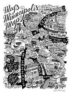 Cartographic Illustration Essay - image 4