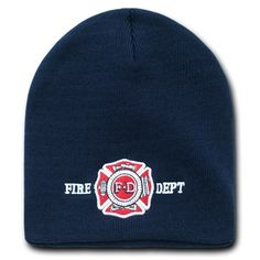 150cd72ea3e RescueTees.comFirefighter Hats · Fire Department Work Beanie Firefighter  Apparel