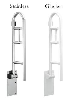 Add that sleek design to your bathroom with the Moen Flip Up Grab Bar. The grab bar includes a toilet paper holder and comes in two attractive colors Bathroom Safety, Grab Bars, Toilet Paper, Sink, Design, Home Decor, Sink Tops, Vessel Sink, Decoration Home