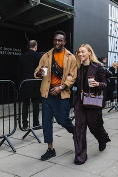 BEST OF STREET STYLE: LONDON FASHION WEEK MEN'S