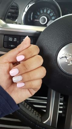 Fresh set of nails for the new year! #nexgen