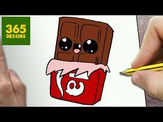 COMMENT DESSINER UNE TROUSSE KAWAII ÉTAPE PAR ÉTAPE – Dessins kawaii facile - YouTube