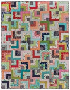 On a Roll Quilt Pattern Download