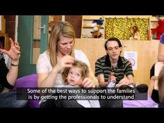 Short film - Sense's services for children and young people