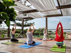 4 Days All-Inclusive Yoga and SUP Retreat in Italy