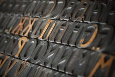 Matt Griffin and Matt Braun of Pittburgh design studio, Bearded, are on a mission to revive rare wood cut fonts for the digital age.