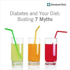 Get the facts about #diabetes.