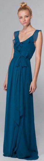 Joanna August bridesmaid dress ♥✤ | Keep the Glamour | BeStayBeautiful