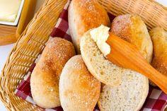 Kaurasämpylät - Gluteeniton - Ruoka & Koti Koti, Bread, Recipes, Brot, Recipies, Baking, Breads, Ripped Recipes, Buns