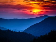Great Smokey Mountains, North Carolina
