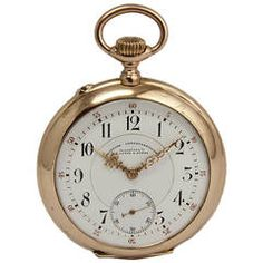 Shop luxury and designer pocket watches and other gold antique and vintage watches from the world's best jewelry dealers. Old Watches, Fine Watches, Pocket Watches, Vintage Watches, Pocket Watch Antique, Fine Jewelry, Men's Jewelry, Luxury Watches, Diamond Rings