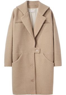 Cacharel Cocoon Coat