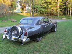 1948 Lincoln Continental 8H Continental #Lincoln #Continental #Rvinyl =========================== http://www.rvinyl.com/Lincoln-Accessories.html