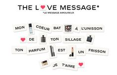 Chanel gif animation newsletter
