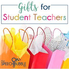 Student Teacher Gift