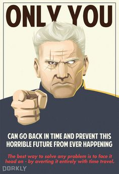 X-Men Days of Future Past PSAs | The Mary Sue