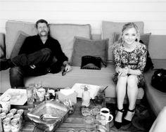 Michael Cudlitz & Emily Kinney