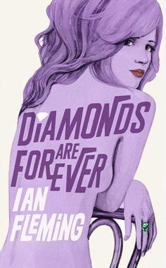 Diamonds Are Forever (book cover) - by Michel Gillette