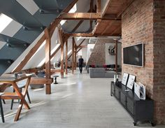 Gallery of Apartment in Poznan / Cuns Studio - 1