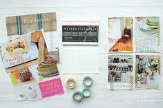 DIY / selbermachen / Zeitschriften / Postkarten / Washi Tape / Living at Home / was eigenes / DIY Blog