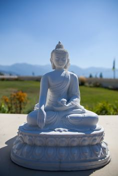 Garden of One Thousand Buddhas in Western Montana