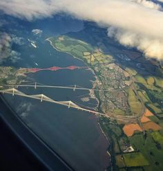 The Forth Bridges. (2017) Picture: This Is Edinburgh.