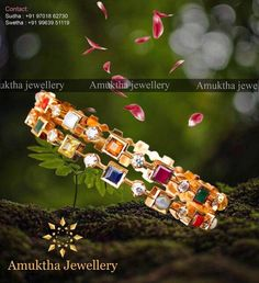 Gold Jewelry Design In India Plain Gold Bangles, Gold Bangles Design, Gold Earrings Designs, Gold Jewellery Design, Designer Bangles, Gold Bangle Bracelet, Diamond Bangle, Silver Bracelets, Silver Anklets
