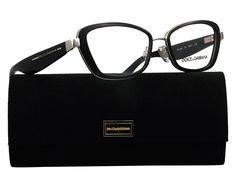 Amazon.com: Dolce & Gabbana Transparencies Dg1225 Eyeglasses 05 Silver Demo Lens 53 17 135: DOLCE&GABBANA: Clothing