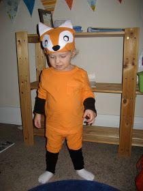 Baby Fox Costume Pottery Barn Kids Fox Costume Baby