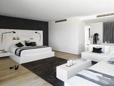 """Diseño Interior """"Pure White""""por Susanna Cots, Granada http://www.arquitexs.com/2013/10/interior-minimalista-pure-white.html"""