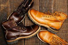 Visvim 'Virgil Cap Okie-Folk ' Boot | Streething