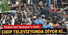 Devriye Haber : Ocakta 2 Yeğeni Bulunan Madenciden Başbakan Erdoğa...