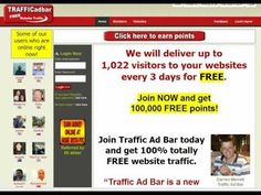 Join Traffic Ad Bar