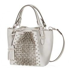 TODS MICRO FLOWER BAG XBWAACAP001TICB001