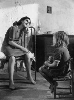 """La terra trema"" (1948) Country: Italy. Director: Luchino Visconti."