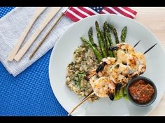 Blue Apron Grilled Shrimp Cocktail Recipe ~ Noreen's Kitchen